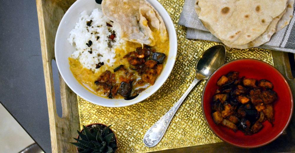Индийский дхал с домашними лепёшками Чапати