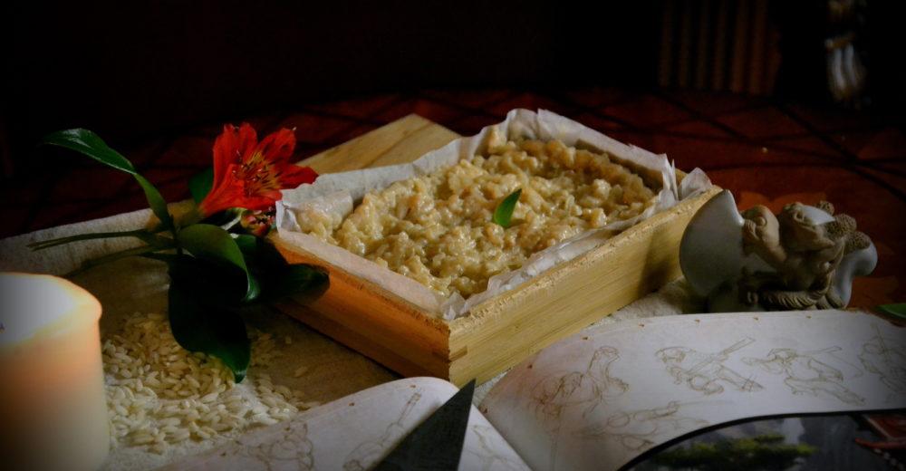 Рисовый пудинг