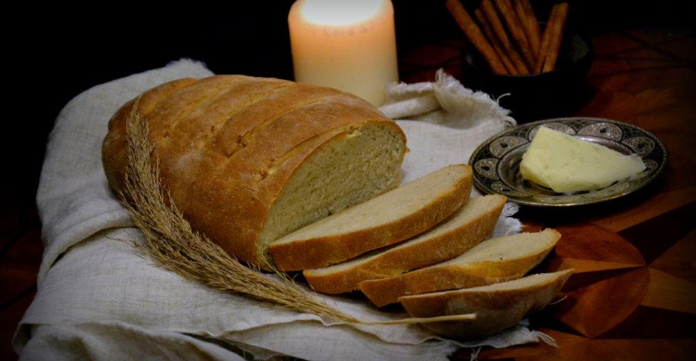 Мулгорский хлеб с пряностями