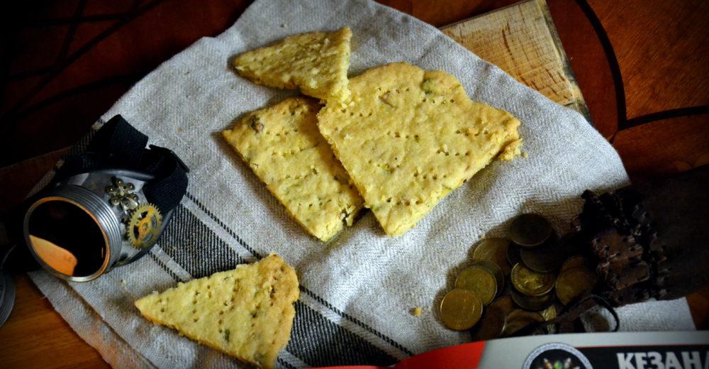 Гоблинское песочное печенье