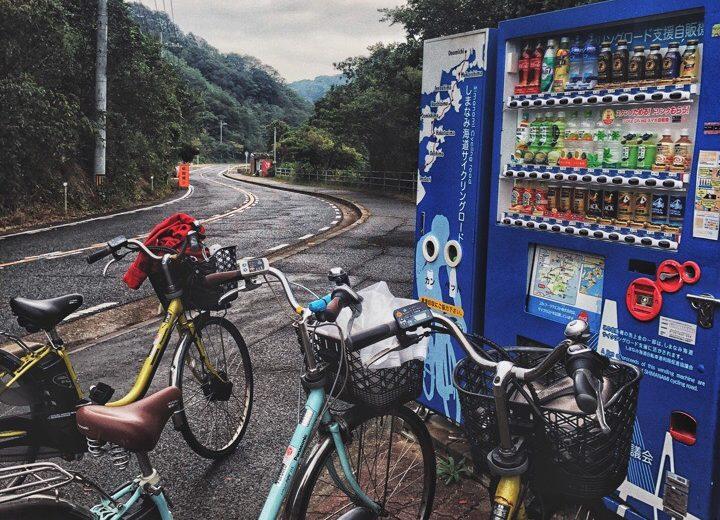 Напитки в Японии часть 1