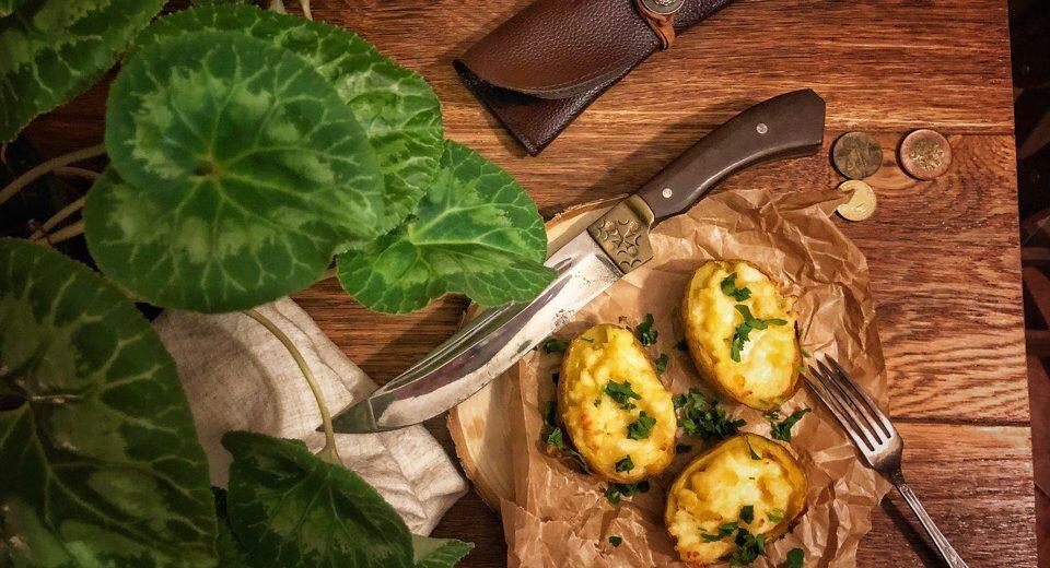 Дважды запеченный картофель (Вселенная The Elder Scrolls)