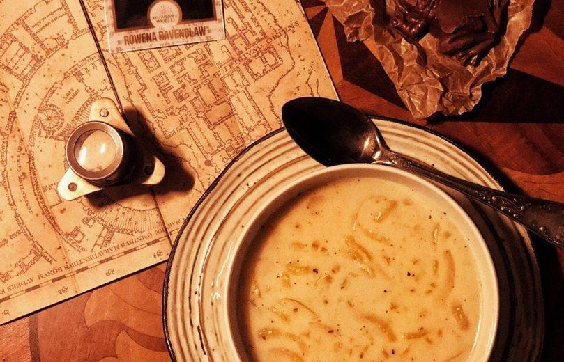 Луковый суп от миссис Уизли (Вселенная Harry Potter)