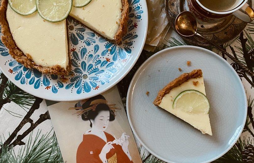 Лаймовый пирог (key lime pie)
